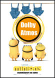 Minions 3D (Dolby Atmos)